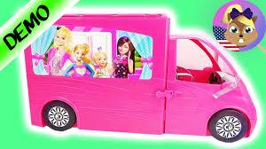 Barbie Glam Bathroom by Barbie Glam Camper U2013 Large Camping Car U2013 Bathroom Swimming Pool