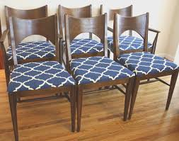 dining room view how to recover a dining room chair home design