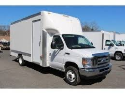 ford e series box truck ford box truck trucks for sale in jersey 174