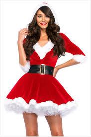 red santa dress promotion shop for promotional red santa dress on