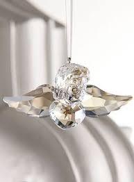 swarovski 2010 annual edition snowflake ornament for