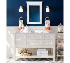 Bathroom Cabinets New Recessed Medicine Cabinets With Lights Hotel Recessed Medicine Cabinet Pottery Barn
