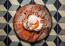 ecole de cuisine paul bocuse noix de st jacques en coquille luttée école de cuisine gourmet