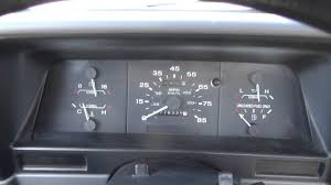 ford ranger fuel gauge does not work part 1 youtube