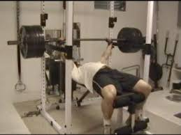 Bench Press Heavy High Reps To Build Muscle U2014 Lee Hayward U0027s Total Fitness