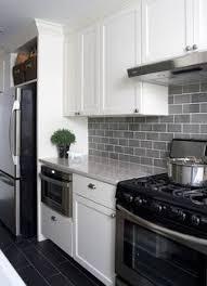 Kitchen Kitchen Backsplash Ideas Black Gran by Best 25 Gray Subway Tile Backsplash Ideas On Pinterest Grey