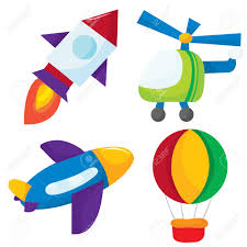 rocket clipart air transportation pencil and in color rocket