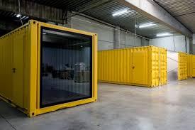 bureau container pourquoi choisir des containers bureau bureauchantier