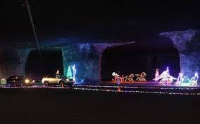 cost of christmas lights the best christmas light displays in every state travel leisure