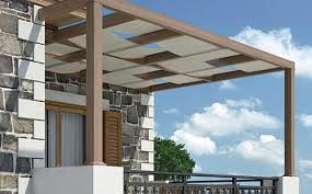 Roofing For Pergola by Pergola Systems Aress Corp
