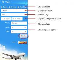 flights reservation guide