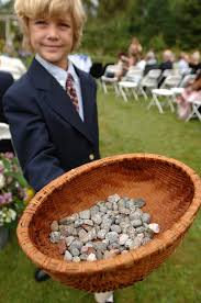 wishing rocks for wedding wedding rocks