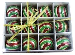 amazon com festive season vintage style christmas tree ornament