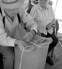 sack sewing with wayne ryan u2013 small farmer u0027s journal