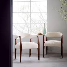 Bradley Dining Chair West Elm - Dining chairs in living room