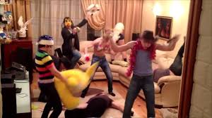 Home Interior Home Parties by Harlem Shake Russian Students Home Party Edition Youtube