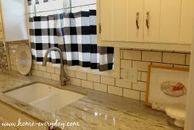 How To Install A Tile Backsplash Without Thinset Or Mastic Home - No backsplash