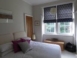 roman blinds bedroom home interior design