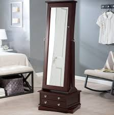 mounted ikea furniture wooden wall mount standing jewelry armoire