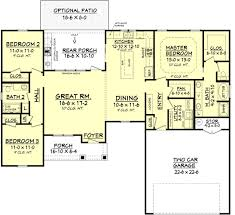 spanish oak house plan u2013 house plan zone
