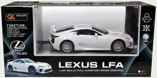 lexus lfa model car amiami character hobby shop rc car 1 24 toyota lexus lfa white