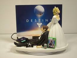 gamer cake topper junkie x gamer wedding cake topper by mikeg1968
