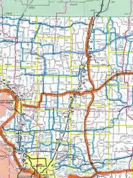 St Joseph River Map Lewis U0026 Clark Trail To St Joseph Mo May 2003