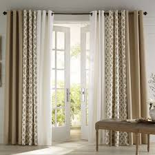 Pinch Pleat Drapes For Patio Door Best 25 French Door Curtains Ideas On Pinterest French Door