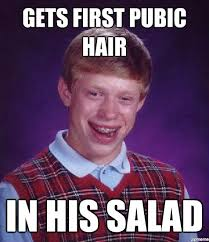 Meme Maket - bad luck brian meme maker diy adult humor pinterest meme
