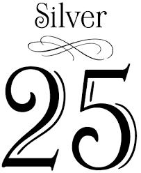 25 year wedding anniversary anniversary gifts by year wedding anniversary wedding