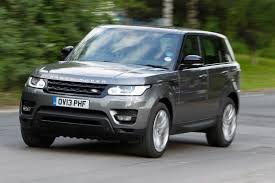 land rover sport 2013 range rover sport supercharged 5 0 litre v8 first drive