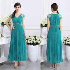 teal bridesmaid dresses cheap modest teal bridesmaid dresses cap sleeves v neck ankle