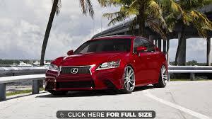 lexus red red modified lexus car hd wallpaper