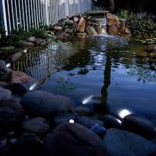 How To Install Underwater Pond Lighting The Home Depot Community - Pond lights home depot