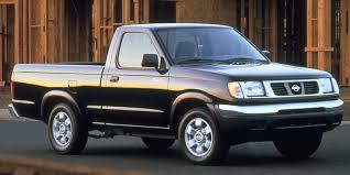 Nissan Gtr Truck - remember when compact trucks were actually small