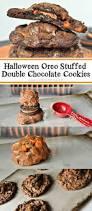 halloween oreo stuffed doble chocolate cookies jpg