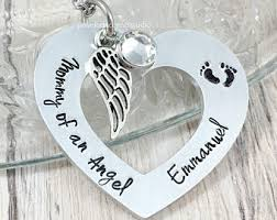 baby remembrance jewelry infant loss jewelry etsy