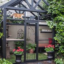 catio ideas purrfect love the cat lovers community