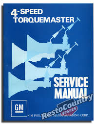 holden gmh mc6 4spd torquemaster gearbox service manual supplement