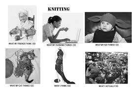 Knitting Meme - knitting it all together