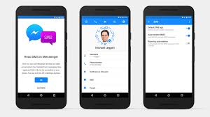 android sms app messenger now lets android users send text messages