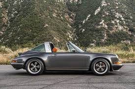 porsche singer 911 porsche 911 targa by singer man of many