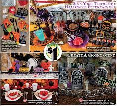 dollar tree halloween ad scan
