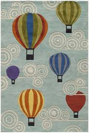 Round Kids Rug by 15 Best Nursery Moodboard Hot Air Balloons Images On Pinterest