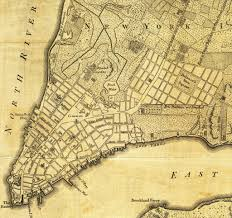 Map Of Midtown Manhattan 204 Years Ago Today The Manhattan Street Grid Became Official 6sqft
