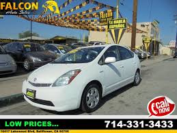 toyota credit bank used 2007 toyota prius in bellflower
