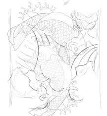 ownage of midgetfuck koi fish sketch