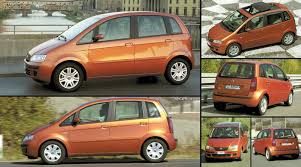 fiat idea 1 4 16v emotion 2003 pictures information u0026 specs