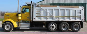 kenworth w900 for sale 2000 kenworth w900 dump truck item k6995 sold may 14 co