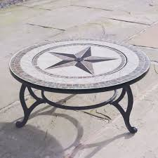 Garden Coffee Table Combined Pit 76cm And Coffee Table Beacon Bbq Grid